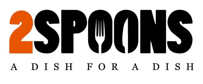 Logo 99Designs 2spoons restaurant