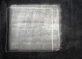 Experiment: chalk and sunshine