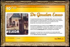 Website Gouden Eeuw HCL