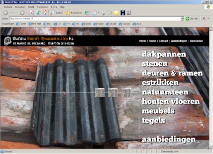 Website Walstra